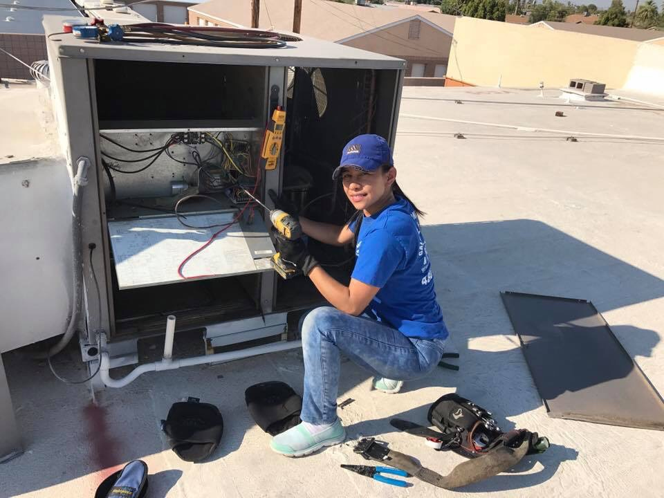 AC COMMERCIAL REPAIR